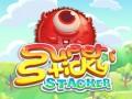 Spelletjes Super Sticky Stacker