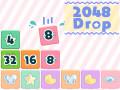 Spelletjes 2048 Drop