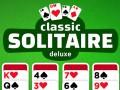 Spelletjes Classic Solitaire Deluxe