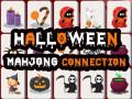 Spelletjes Halloween Mahjong Connection