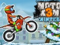 Spelletjes Moto X3M 4 Winter