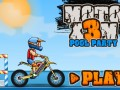 Spelletjes Moto X3M Pool Party