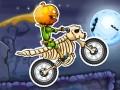 Spelletjes Moto X3M Spooky Land