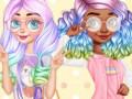 Spelletjes Princesses Kawaii Looks and Manicure