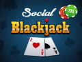 Spelletjes Social Blackjack