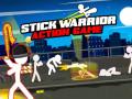 Spelletjes Stick Warrior Action Game