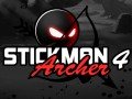 Spelletjes Stickman Archer 4