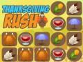 Spelletjes Thanksgiving Rush